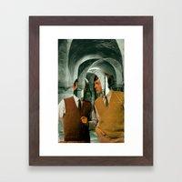 The Archers Framed Art Print
