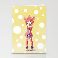 Little Mouse Stationery Cards