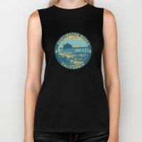 Vintage Huntington Beach… Biker Tank