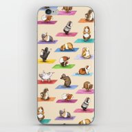 The Yoguineas Collection… iPhone & iPod Skin