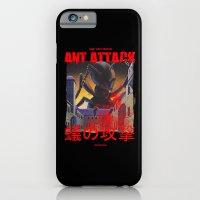 Ant Attack iPhone 6 Slim Case