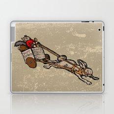 The Nut Express Laptop & iPad Skin