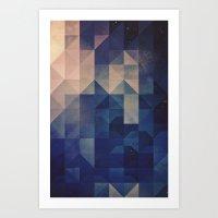 hystyry Art Print