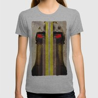 BOT Womens Fitted Tee Athletic Grey SMALL