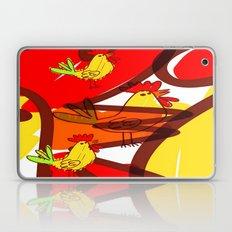 Cabsink16DesignerPatternCHI Laptop & iPad Skin