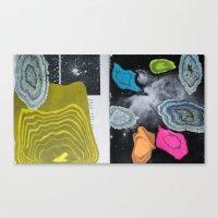 Universal Patterns Canvas Print