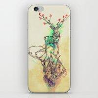 Woodland Spirit iPhone & iPod Skin