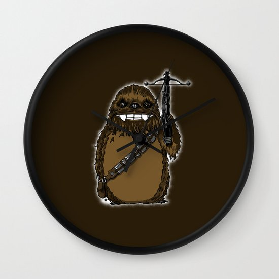 Chewtoro Wall Clock
