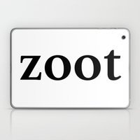 zoot Laptop & iPad Skin