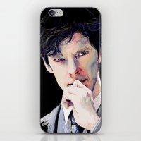 Benedict Cumberbatch iPhone & iPod Skin