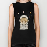 little space fox Biker Tank