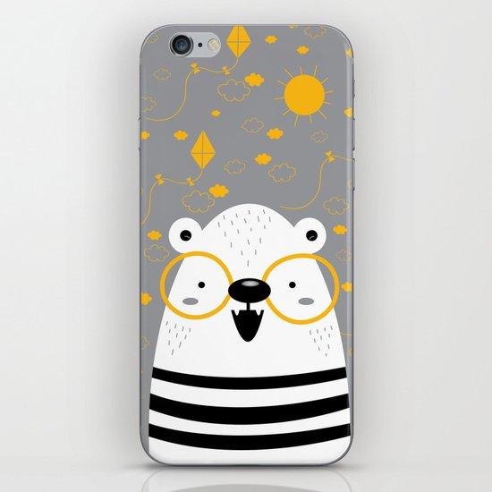 Bear 1 iPhone & iPod Skin