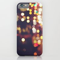 iPhone & iPod Case featuring San Francisco Blur by Laura Ruth