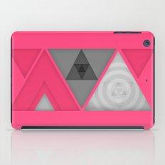 Optical illusion iPad Case