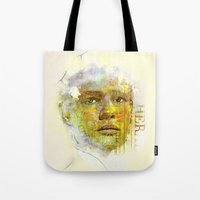 It was once Marlon B. Tote Bag