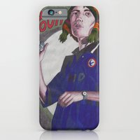 iPhone & iPod Case featuring Ian B. by Anna Gogoleva