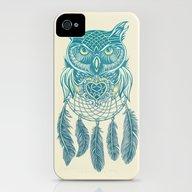 Midnight Dream Catcher iPhone (4, 4s) Slim Case