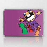 Alien Evasion Laptop & iPad Skin
