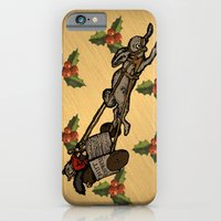 Christmas on the Nut Express iPhone 6 Slim Case
