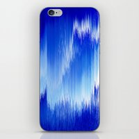 FibreOps-Ice iPhone & iPod Skin