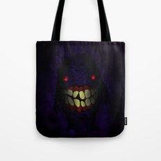 Creepy Ghost Tote Bag
