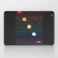 Many Lands Under One Sun iPad Case