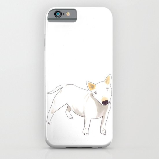 Bull Terrier iPhone & iPod Case