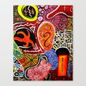 Repus (Abstract) Canvas Print