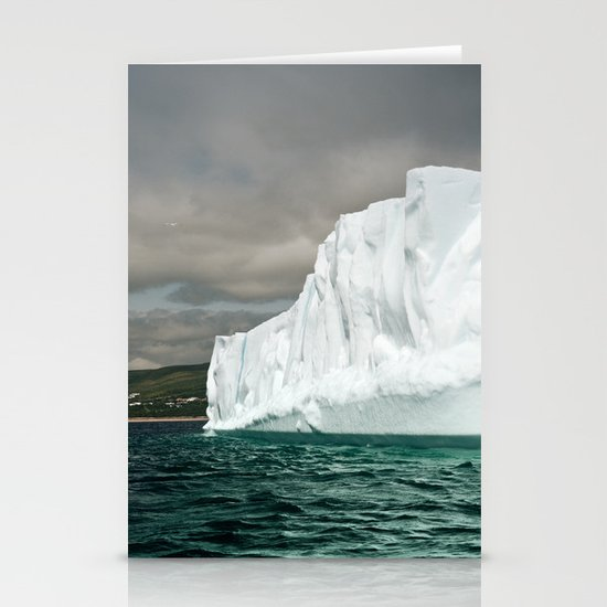 Northern Visitor Stationery Card