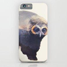 Owlbear in Mountains iPhone 6 Slim Case