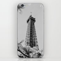 Eiffel Tower II iPhone & iPod Skin