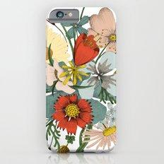 Flower Wad iPhone 6 Slim Case