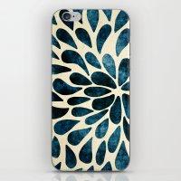 Petal Burst #5 iPhone & iPod Skin