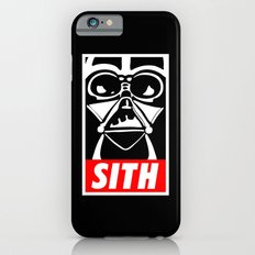 Obey Darth Vader (sith text version) - Star Wars Slim Case iPhone 6s