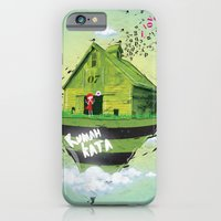 Rumah Kata iPhone 6 Slim Case