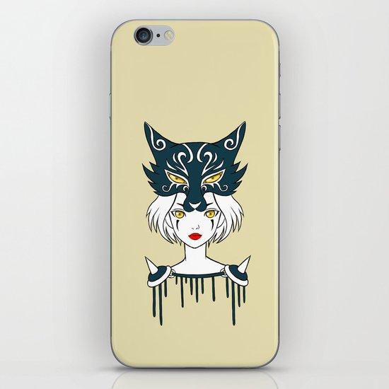 Wolf Tribe iPhone & iPod Skin