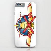 Airplane Print iPhone 6 Slim Case