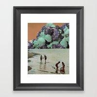 We Can Always Afford The… Framed Art Print