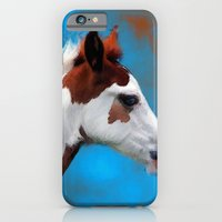 iPhone & iPod Case featuring Blue Eyes by Christy Leigh