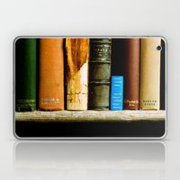 Vintage Books Laptop & iPad Skin