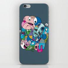 Incredulous Stare iPhone & iPod Skin