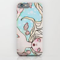 iPhone & iPod Case featuring Penelope and the Escaped Unspoken Word by Braidy Hughes