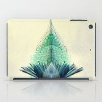 The Feathered Tribe Abstract / I iPad Case
