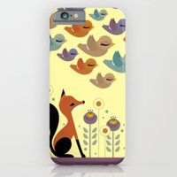 iPhone & iPod Case featuring Grounded by Steph Dillon