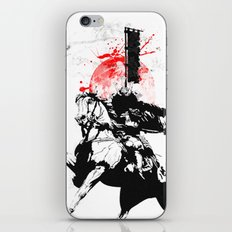Samurai Japan iPhone & iPod Skin