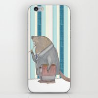 Dr Beaver iPhone & iPod Skin