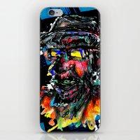 Malone iPhone & iPod Skin