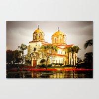 St. Stevens Serbian Orth… Canvas Print
