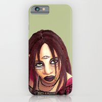 iPhone & iPod Case featuring The Shaman by Ryan Blanchar
