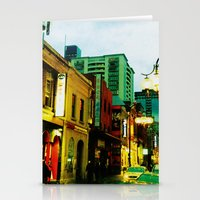 Chinatown Colour Stationery Cards